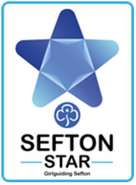 Girlguiding Sefton Star